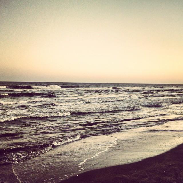 Ese mar, que no te pide nada, mas que una simple mirada...