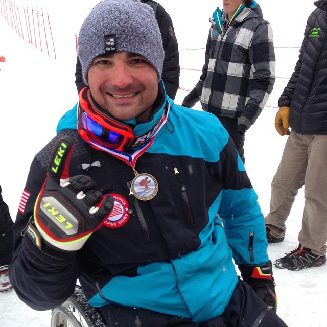 Congratulations to Jasmin Bambur // Winning the GS yesterday in Winter Park, CO #reppingthe5 #highfivesathlete