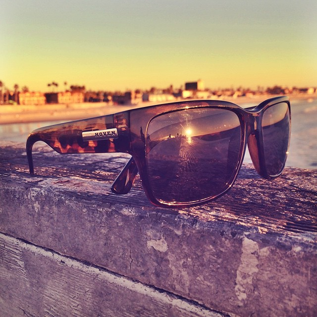 First full week of 2015 || Own it #hovenvision #neversettle #sunglasses #surf #beach #sun #pier #mosteez