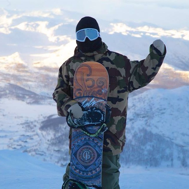 Tyler Lynch @sababa_life has been out on a European Tour with the @gbpgremlinz crew in search of snow and skateparks. Check out #gbpeurotrip for all the dirty details. ❄️