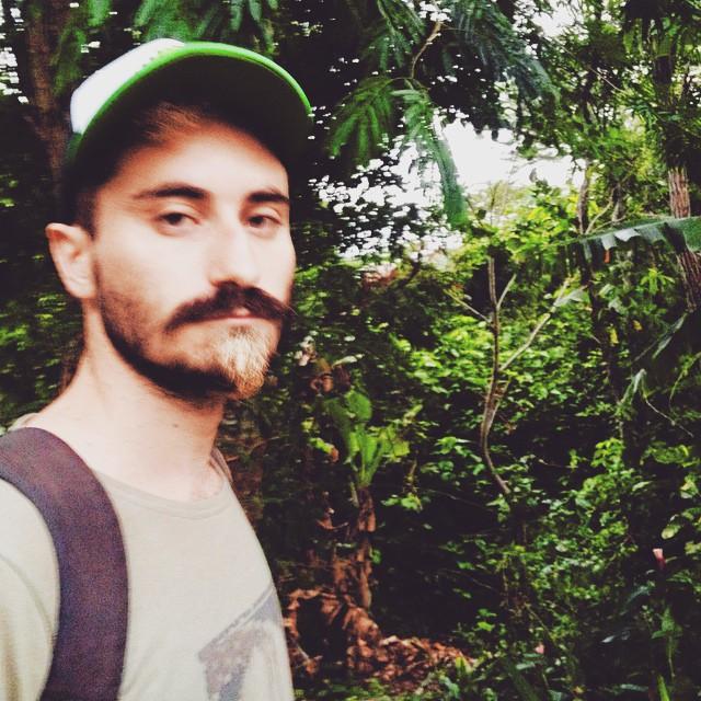 #urban #boy in the #jungle #brasil #brazil #truckerhat #tshirt #pixelart #urbanroach