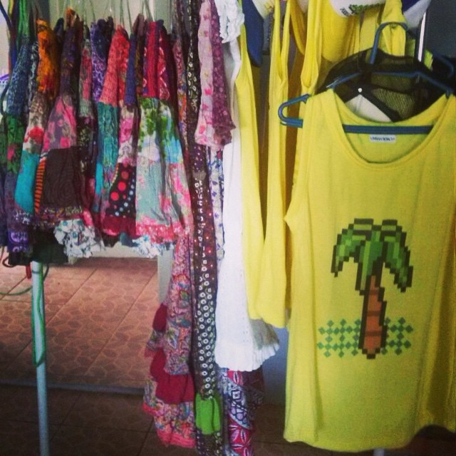 #brecho #hostel #palmbitch #pixelart #feriaamericana #brasil #brazil #urbanroach