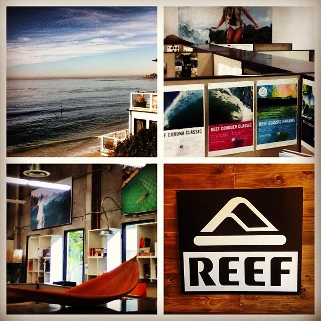 LA JOLLA! #headquarters #sandiego #lajolla #reef #soul #surf @reef_usa @reef_europe @reef_girls
