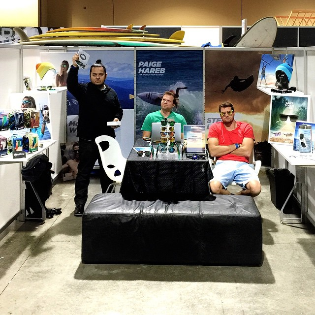 Day 1 of the @AgendaShow ✅ Had a ton of fun today & met some rad people! If you haven't swung by yet, come over tomorrow and check out Booth B3 #kameleonz #agendashow #lifesabeach #longbeach #california #thisismybeach #boothb3 #tradeshow #expo...