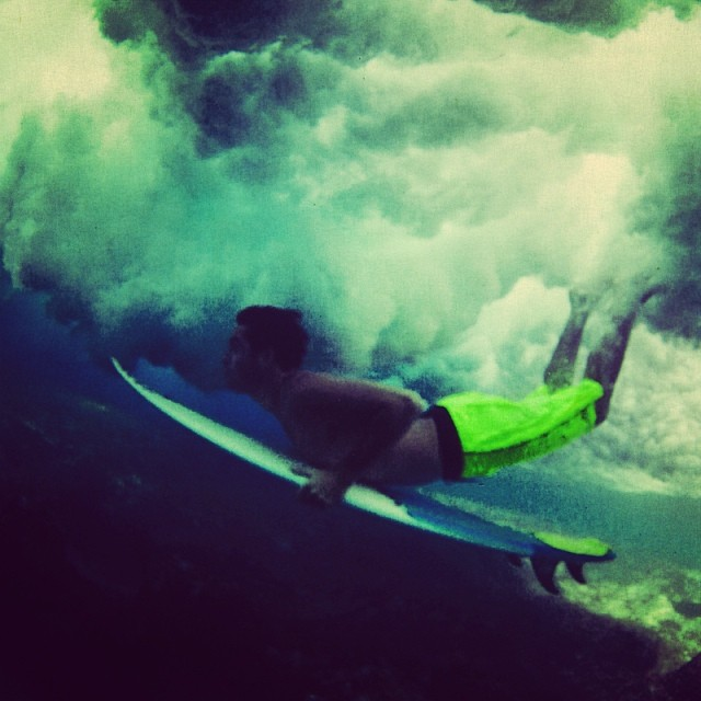 Just Passing Through #boardshorts #waves #soul #surfing #surf #reefargentina #justpassingthrough
