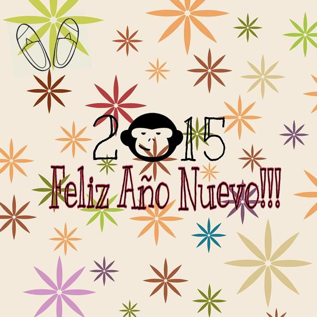 Recién te levantas???? Entonces si, Feliz Año Nuevo te desea Black Monkey!!! #blackmonkey #blackmonkeystore #alpargatas #newyear #2015 #verano #summer #happynewyear