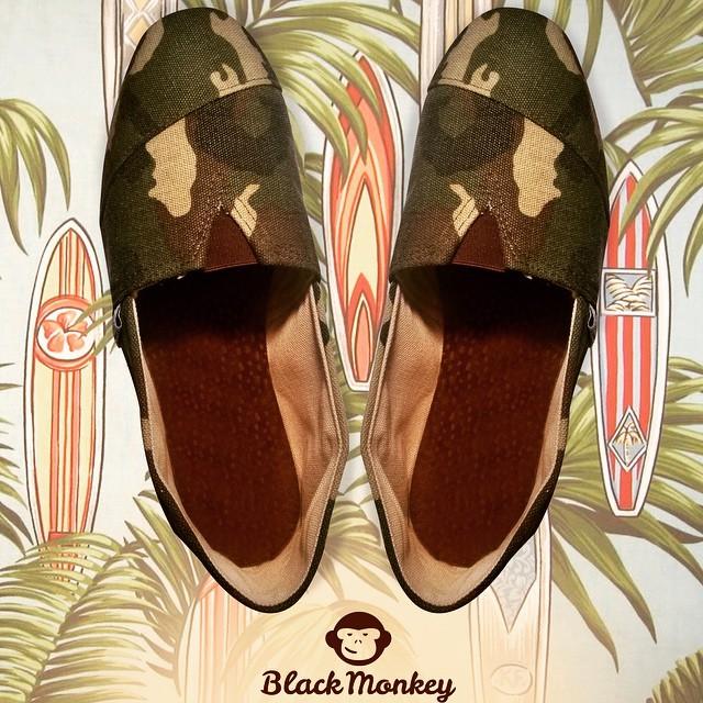 #Blackmonkey - Maui, la forma de combatir al verano con toda la onda!! #blackmonkeystore #alpargatas #onda #camuflado #verano #calzado #Argentina #Ecuador #Cdelu #instapic #photooftheday #instafollow #summer