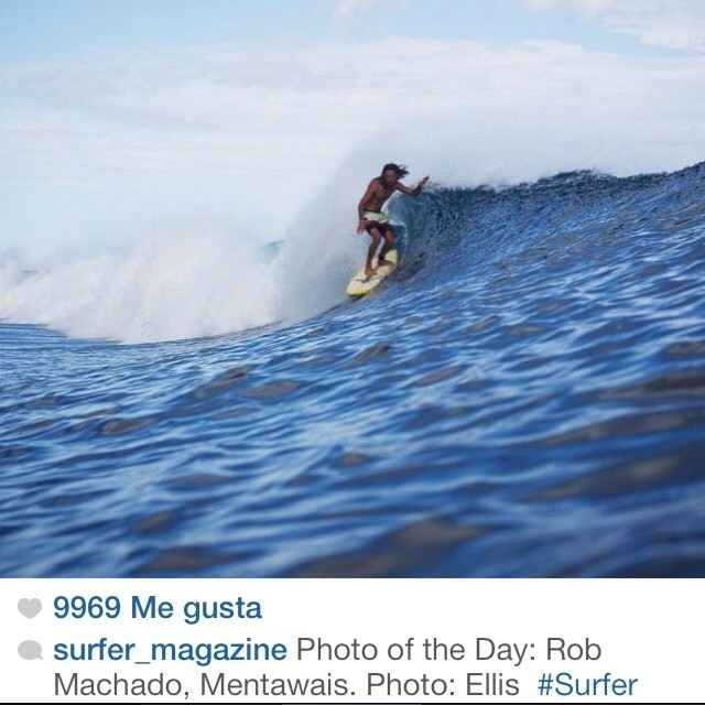 Rob Machado foto del día de la @surfer_magazine #repost #surf #surfer #justpassingthrough
