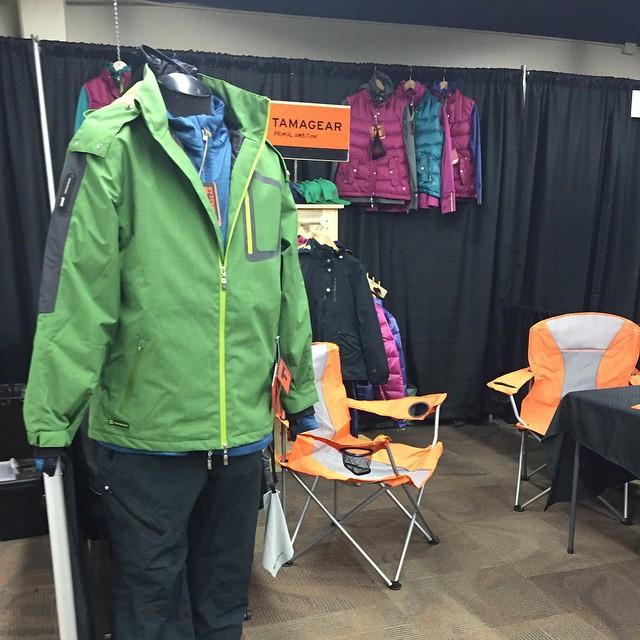 #tamagear #wwsra Denver Merchandise Mart