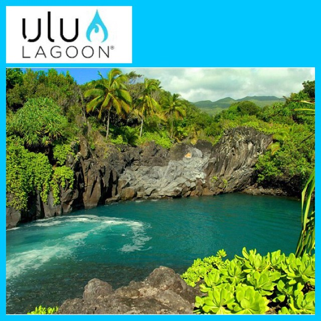 Step into the #LAGOON in #2015!  #uluLAGOON #stepintothelagoon #surfwaxcandles