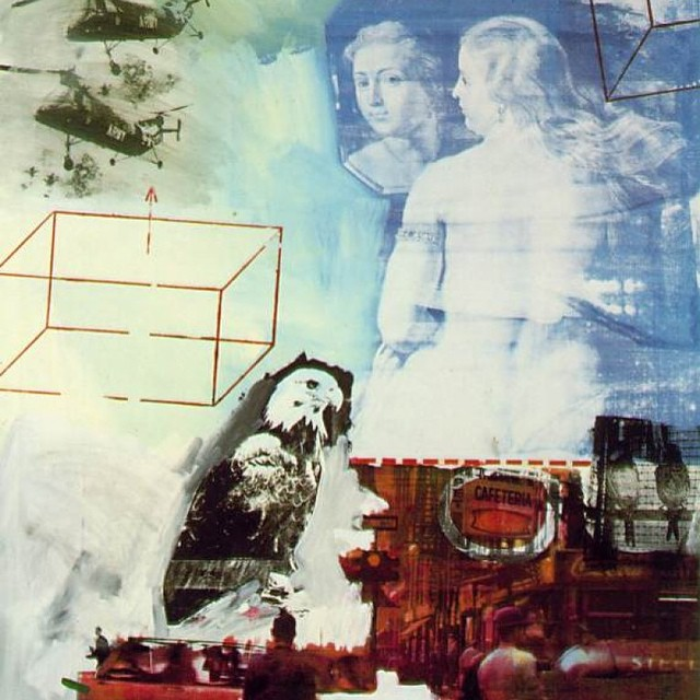 art + function,  Robert Rauschenberg #lovematuse