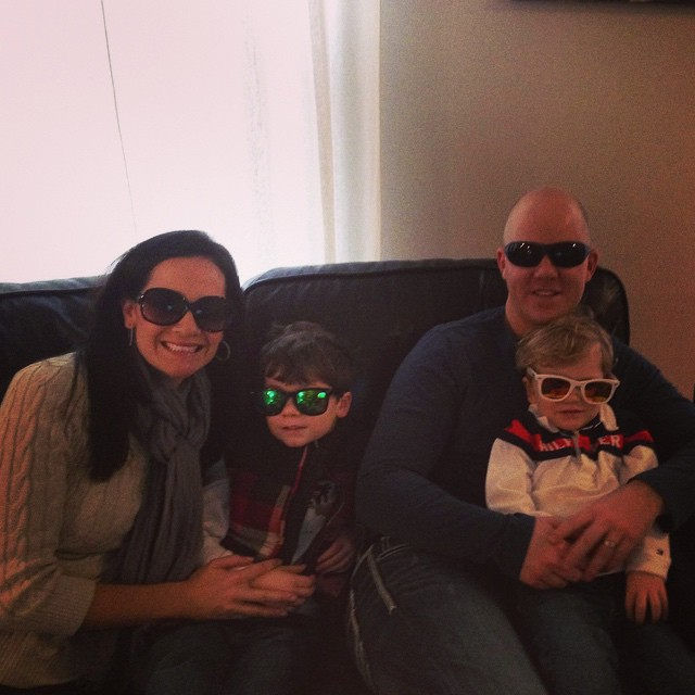 Waveborn shades are perfect for the whole #family #findthesun #multigenerational
