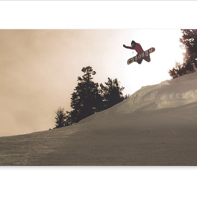 Get to @bear_mountain and get rad with @scottyvine.