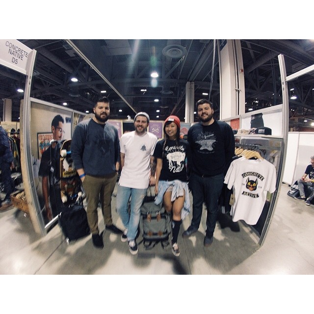 It's a wrap @agendashow Long Beach 2015! We want to thank everyone who stopped by the booth and @sk8namaste for the help. We look forward to working with all of you and seeing you again in the future! Long Beach, it's been real! #agenda #agendashow...