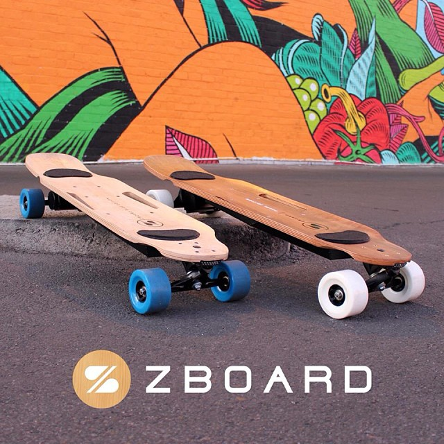ZBoard 2 is Here! Our lightest, fastest, longest range boards yet!  Which is your favorite? The ZBoard 2 Blue or Maple?