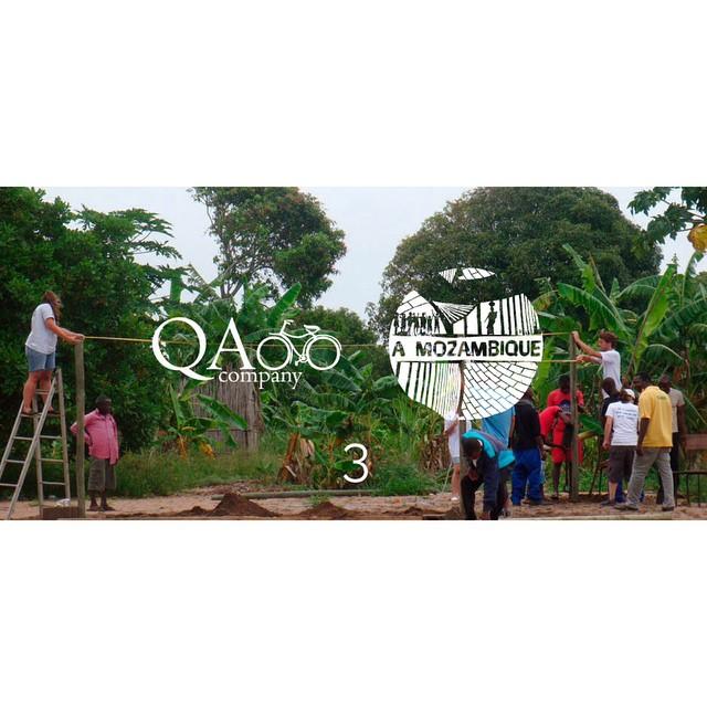 """Empieza la cuenta regresiva para otro #QuieroAyudar, no te lo podés perder!  Porque somos el ejemplo de que, el que arriesga con convicción; triunfa, ayudamos al voluntariado de """"A Mozambique"""" en la construcción de aulas para las escuelas rurales de..."""