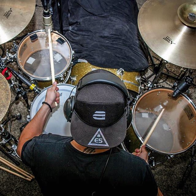 Rocking out with the #Lumativ #E5 #Snapback!
