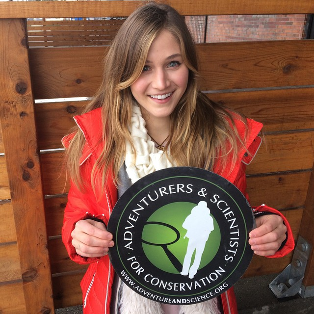Help us welcome Grace Matelich (@graciekay), ASC's new Marketing & Outreach Intern. Grace was drawn to ASC by our ability to inspire, and the fact that we give outdoor enthusiasts a greater purpose. We're thrilled to have her! #adventurescience