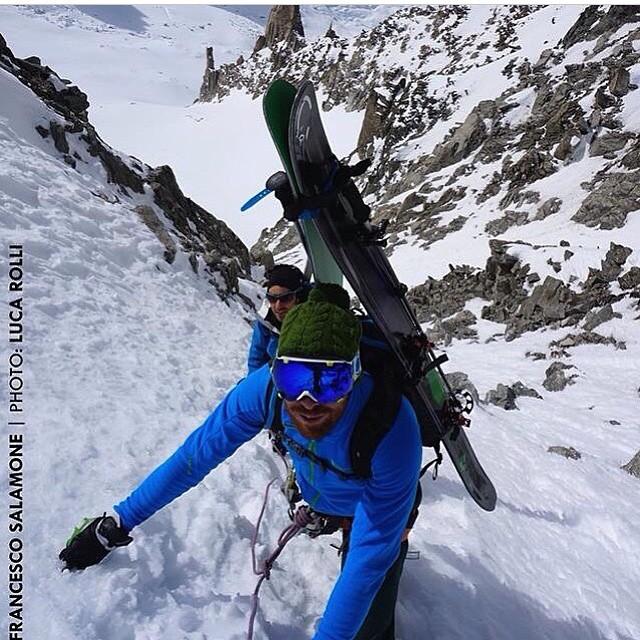 @francescohekla #protectourwinters #skiitaly #ski picoftheday