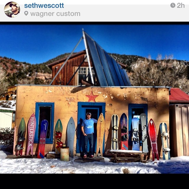 @sethwescott is a true Renegade and a snowboarder through and through. Super stoked that he has become a part owner of the legendary brand @wintersticksnowboards as I know he has so much knowledge and stoke to bring to the industry! #riderowned...