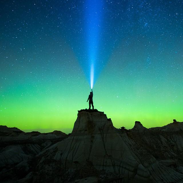 Starry night. #GetOutStayOut  Photo: @andy_best