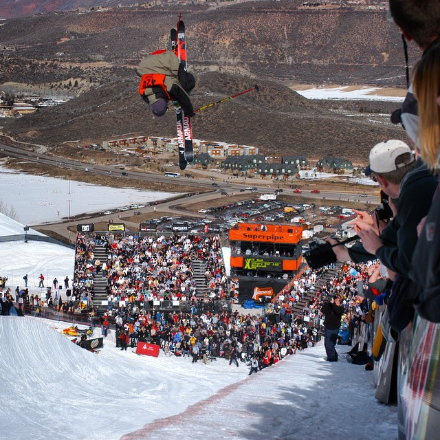 Throwing it way back to seven-time #XGames gold medalist Tanner Hall (@tannerhall420). One of our 10 most dominant Winter X athletes.  Catch his feature this weekend on the World of X Games: Most Dominant show. #TBT