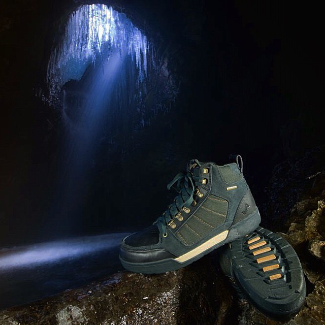 @alexobrien sent this shot over from a recent expedition. #spelunking #getoutthere #adventureworthy
