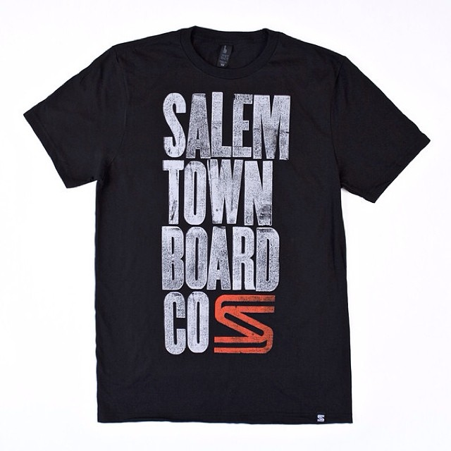 Get this STBCo. 'Letter Press' T FREE with any board purchase today. *indicate size in order comments*