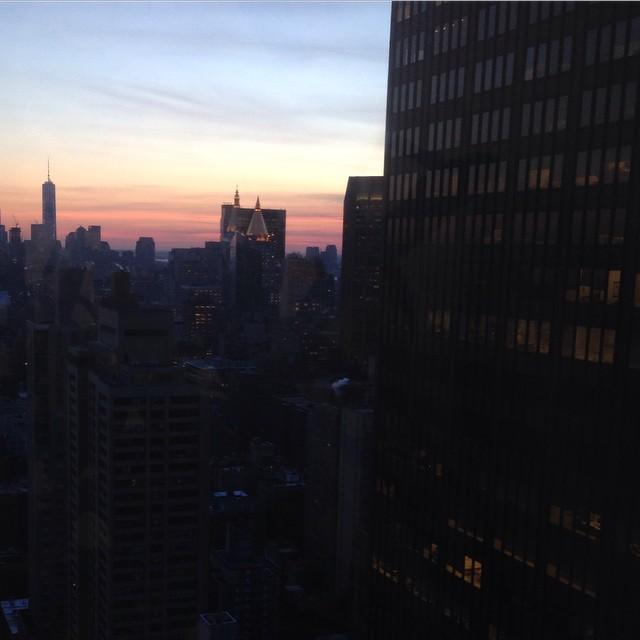 NYC #lovematuse #ckth