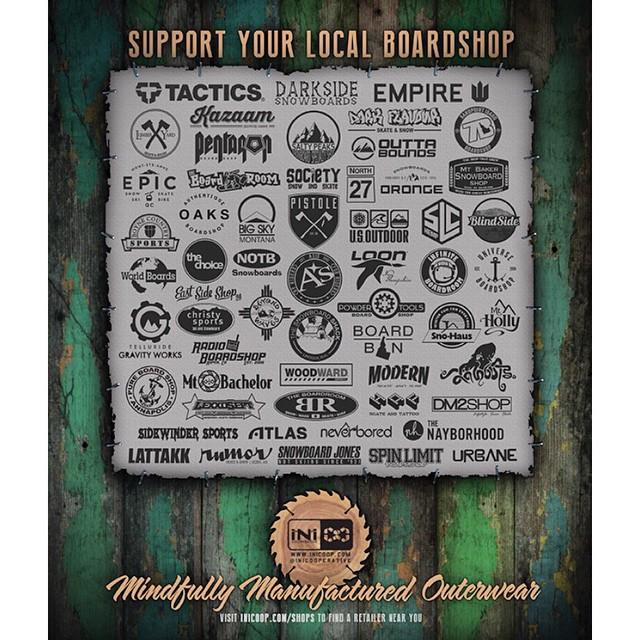 "Each year, we run a National Ad with some of our partnering retailers as a ""Thank You"" for their continued support. We couldn't have come this far in such a short time without them! Here is to a stronger 2015. 
