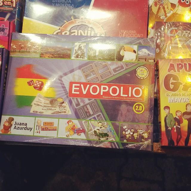 Bolivia que no deja de sorprendernos.