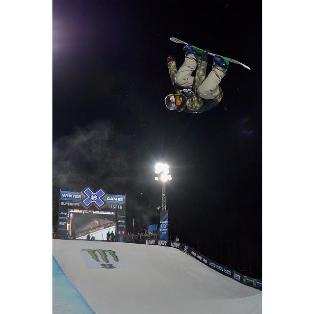 In 13 days, we'll be gettin' elevated in Aspen, Colorado! #XGames