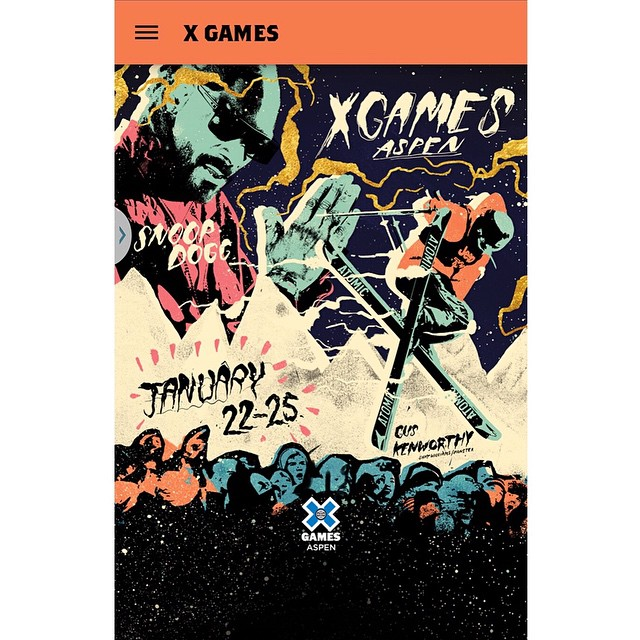 The official #XGames Aspen 2015 app is now live!  Click the link on our profile page to check it out.