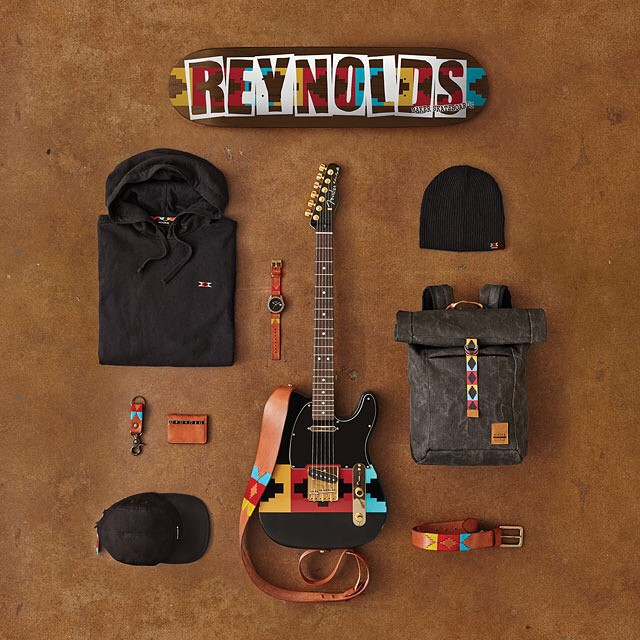 We've extended the entry period and made it even easier to enter and WIN this @andrewreynolds custom @fenderguitar Telecaster!  To enter, post an ORIGINAL photo of your local skate shop & tag #ReynoldsCollectionGiveaway and @nixon_now in the...