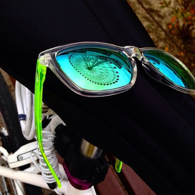 Cool shot of Lime Originals by @555hachi