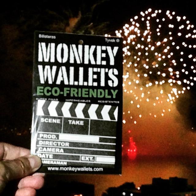 #acción #monkeywallets #happy2015