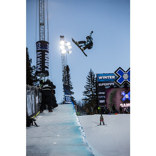 #XGames Aspen is only 11 days away!