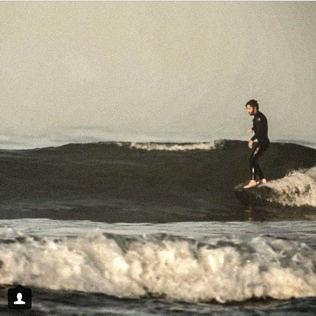 Sliding through Sunday with @tumbleweedtravels. Photo @ianwmcgee