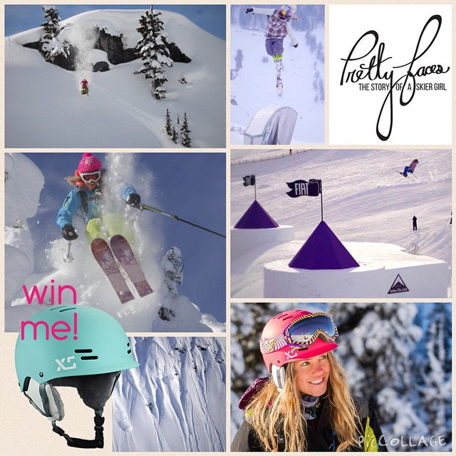 TONIGHT!! TONIGHT! The @prettyfacesmovie premiere at the Rio Theatre in #Vancouver! Doors open  6:15, show at 7 pm. Door prizes, photobooth fun and WE WILL BE GIVING AWAY TWO  Freeride helmets! @xshelmets Team Rider @lynseydyer has made history with...