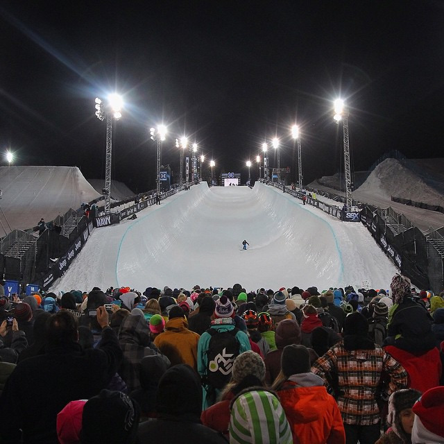 Tag the crew you'll be kickin' it with at #XGames Aspen 2015!