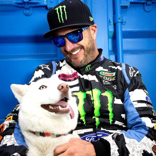 Caution: May cause excessive #smiling.  Shop the @kblock43 Series with #HappyLens through the link in our profile.