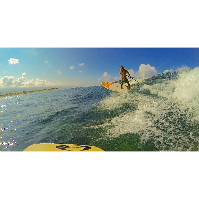 It's just right with @swellliving  #TeamRiderTuesday @imaginesurf  Follow and tag @adventuresportshq using #adventuresportscontest with your WaterSports entry to win @npsurf gear! In the mean time have the best time!! #teambioastin #odinasurf #npsurf...