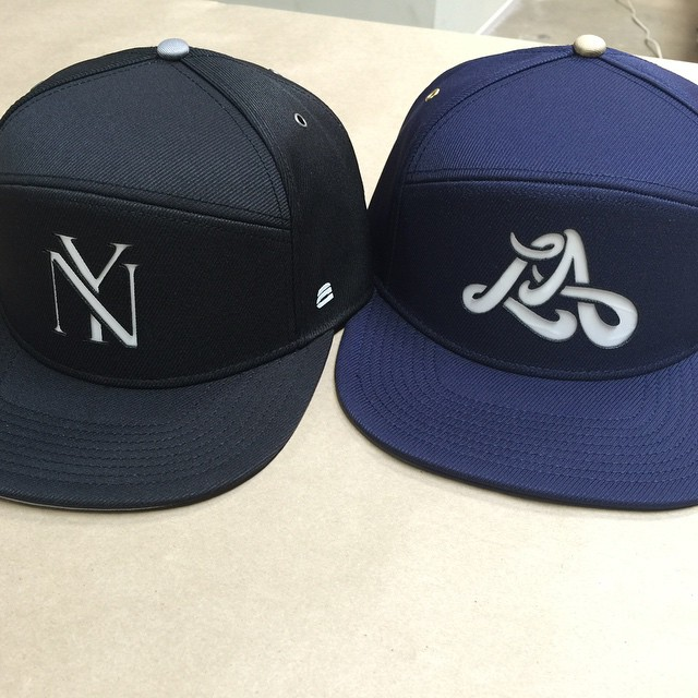 Just came over to the warehouse to take a look at our new City Lights Collection #snapbacks.  Have you pre-ordered yours yet?