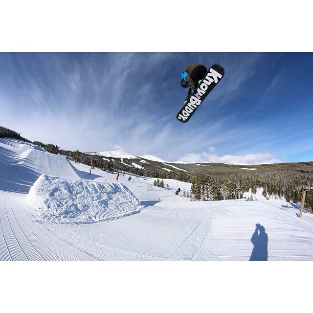 @_lukewinkelmann doesn't have an off season... And it's paying off | He recently moved out west to have some fun at @breckenridgemtn @woodwardcopper and more | stoked to join him for a week in feb, keep an eye out for edits! #stzlife #coppermtn...