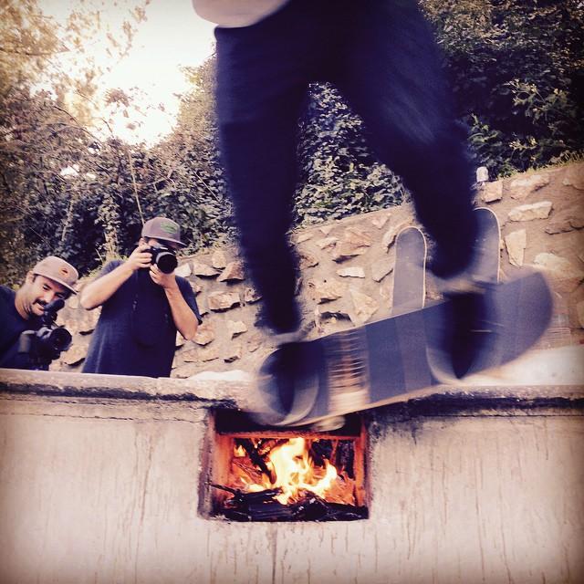 #caliberstandards #heattreated @radicalsmith @jack_flosston @theduster22 @gnarlitosway #skateboarding @arborskateboards @808skate
