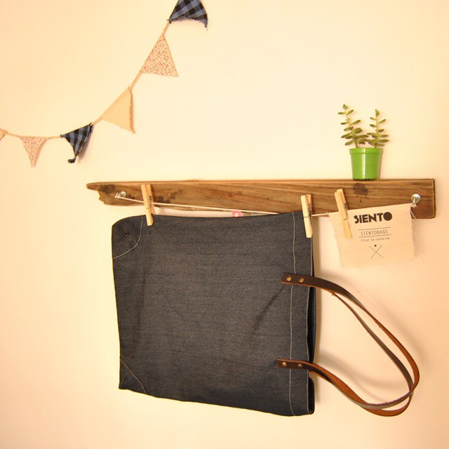 Larga vida al #denim !  #siento #lifestyle #totebag