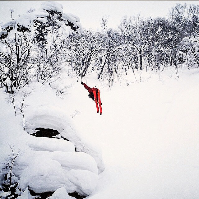 Seek and destroy the powder.  @joe_schuster is in Japan doing just that.