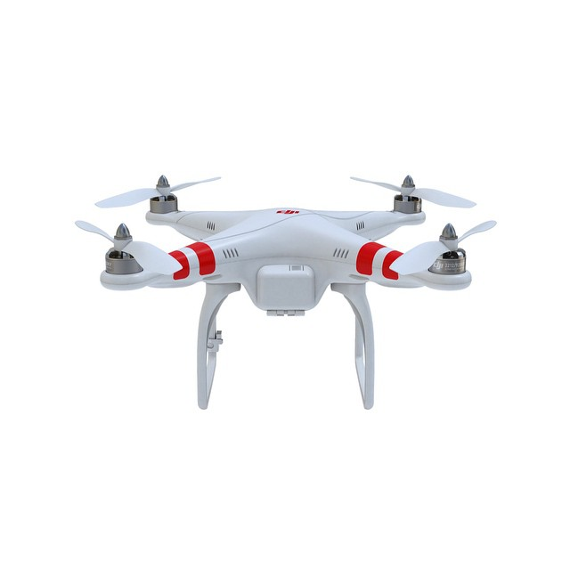 When you're a rock star, getting old just means becoming a legend. THE original #quadcopter, the #Phantom 1 is #DJI's first all-in-one solution for pilots, a training tool for first-time flyers. Add on the mount (included) to start your aerial journey...