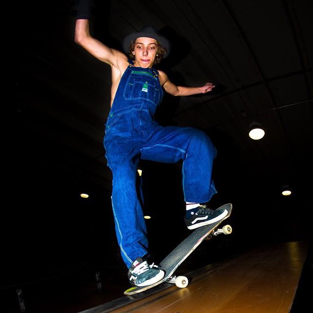 @damianschro charging at @sixavenashville #deepsouth #skate #skateboard #nashville #salemtownboardco