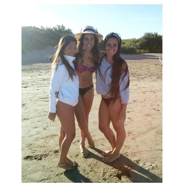 Para toda la vida, cuenta regresiva. Otra vezzz! #playa #praia #beach #amarlas #bellas #smiley #friends  #instabeach #NuevaAtlantis